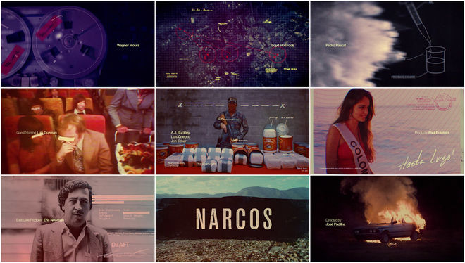 VIDEO: Title Sequence - Narcos