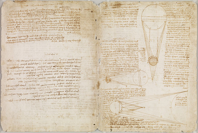 IMAGE: Da Vinci Codex
