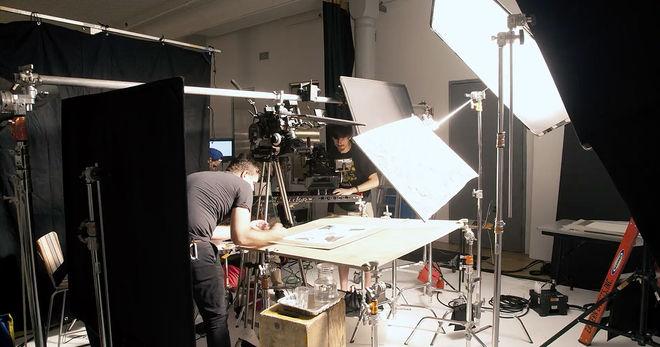 IMAGE: Camera build and setup