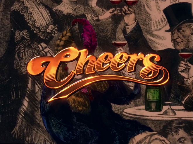 VIDEO: Cheers Main Titles