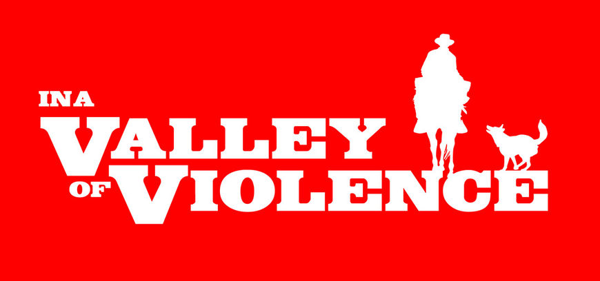 IMAGE: In A Valley of Violence Title Card Variant 3