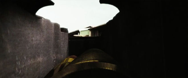IMAGE: Still - 35 loaded into gun