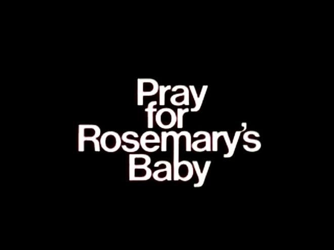 VIDEO: Trailer – Rosemary's Baby (1968)