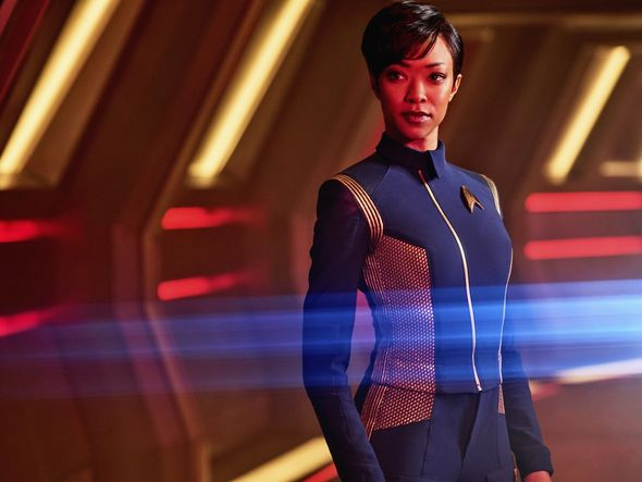 IMAGE: Star Trek: Discovery (2016) Michael Burnham