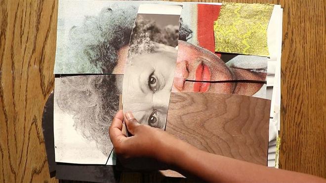 IMAGE: Still - 35 - sideways bright portrait with hands