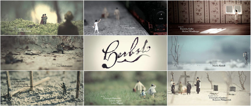 VIDEO: Title Sequence –Herbst (2011)