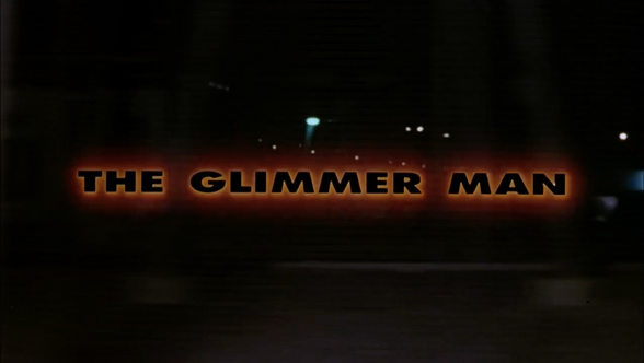 The Glimmer Man 1996 Art Of The Title