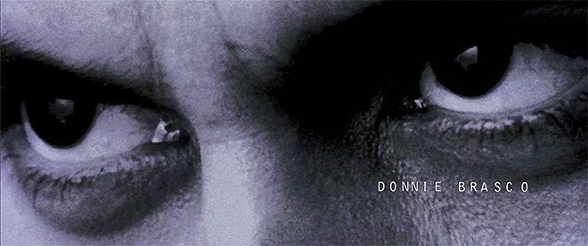 VIDEO: Donnie Brasco opening titles by Imaginary Forces, Kyle Cooper