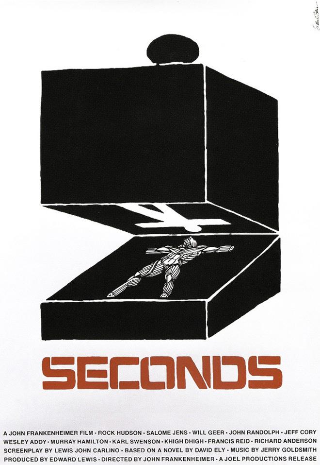 IMAGE: Unused Seconds Poster