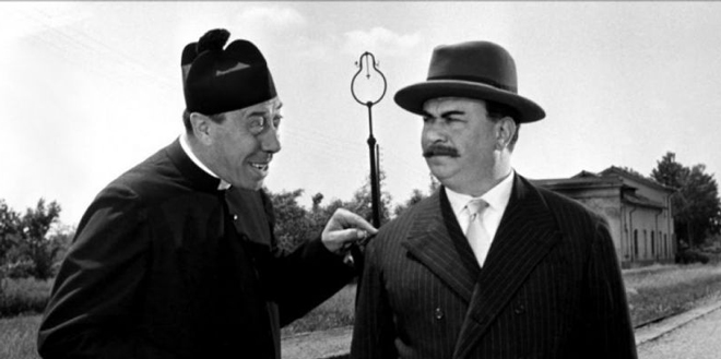 IMAGE: Still – Camillo and Peppone