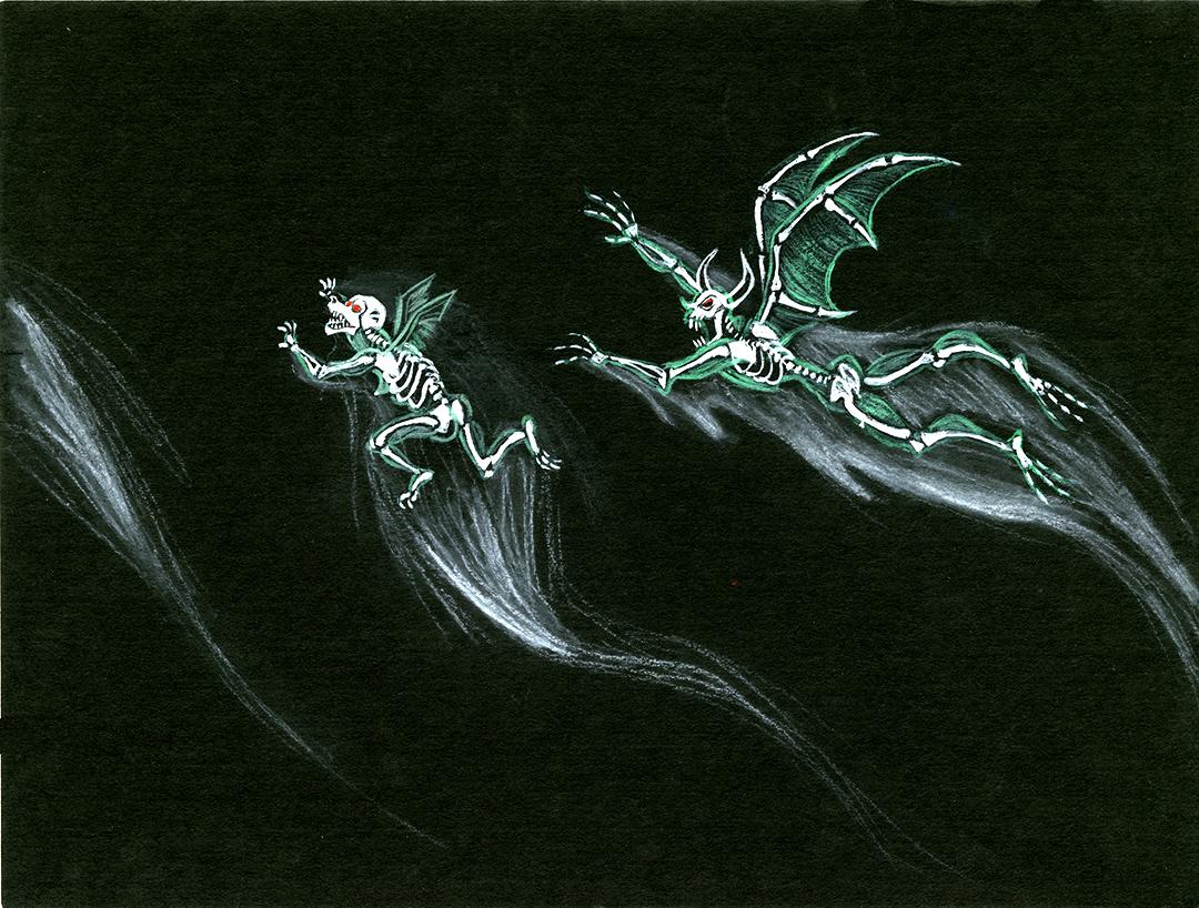 IMAGE: Design Sketch ghoulies