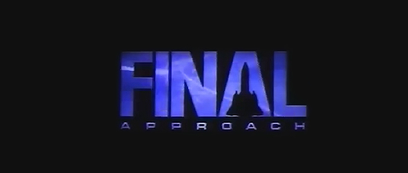 IMAGE: Final Approach Title Card
