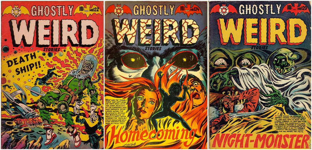 IMAGE: Ghostly weird stories
