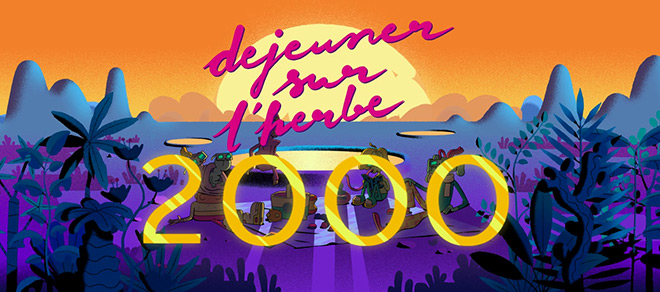 VIDEO: Dejeuner Sur l'Herbe 2000 Intro