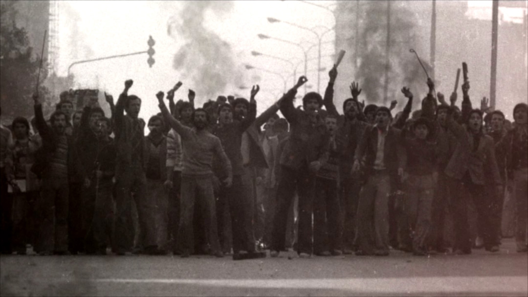 VIDEO: Title Sequence – 1979 Revolution: Black Friday Main Title Rough Cut