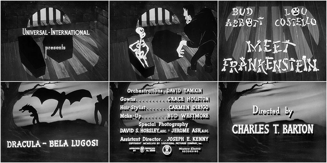 Bud Abbott and Lou Costello Meet Frankenstein