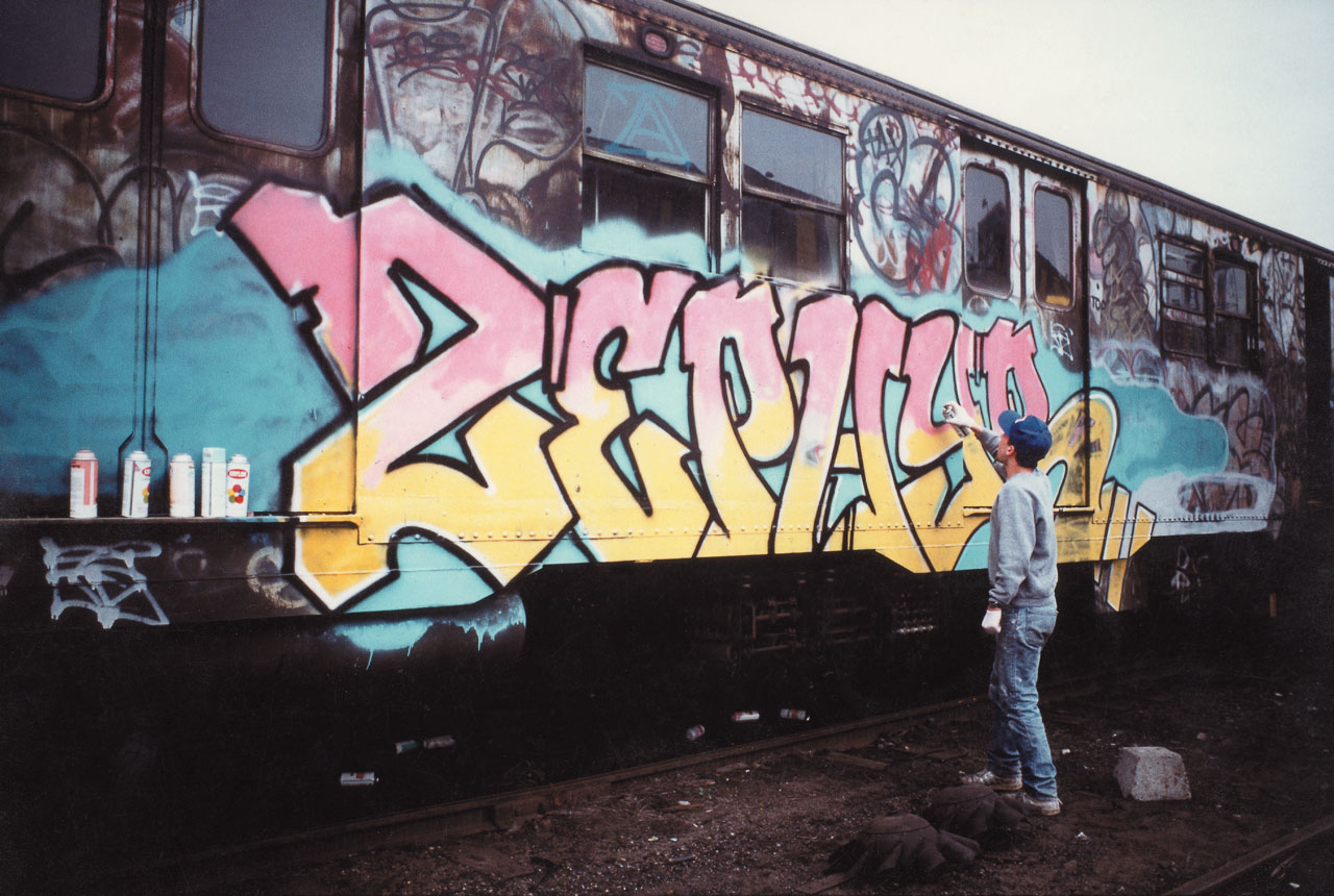 Image zephyr in new york mid 1980s