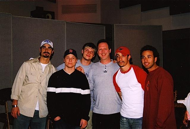 Image: Jeff Zahn Backstreet Boys Photo