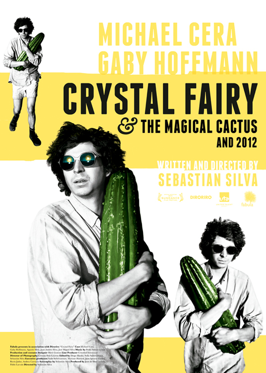 IMAGE: Crystal Fairy poster