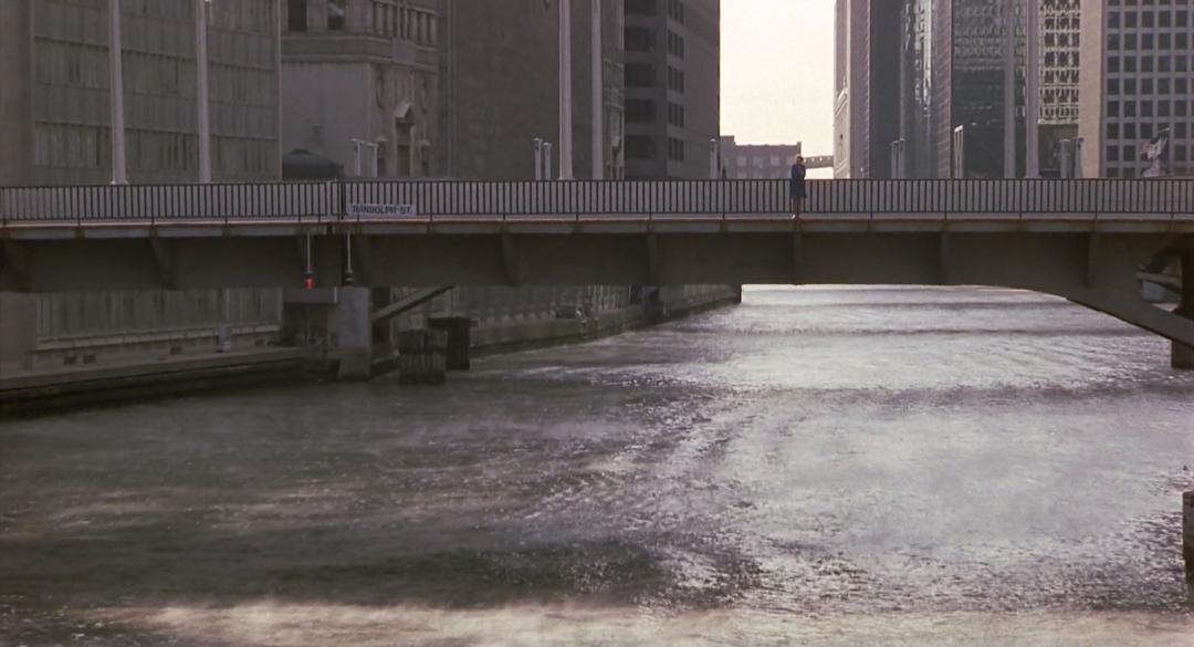 IMAGE: Still - Helen alone on bridge