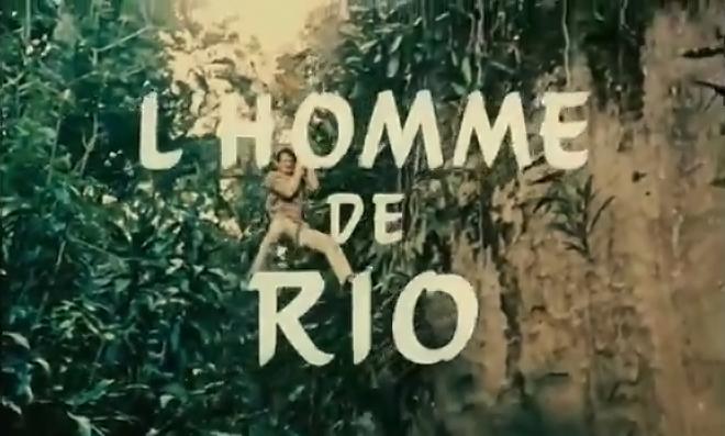 VIDEO: Trailer – L'Homme de Rio (1964)