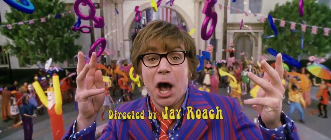 IMAGE: Still - Finale - Jay Roach juggling kittens