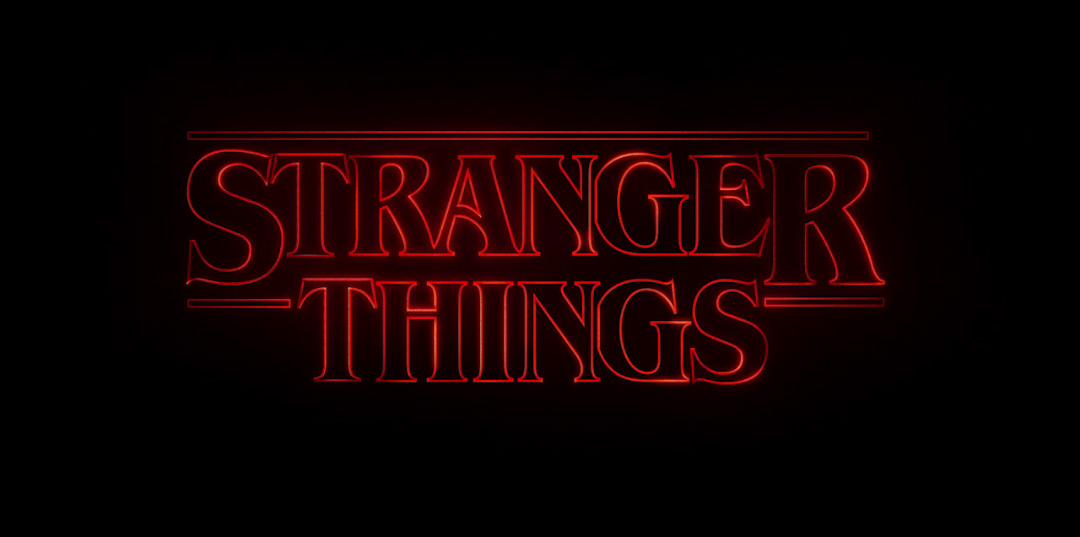 VIDEO: Title Sequence – Stranger Things (2016) Textless