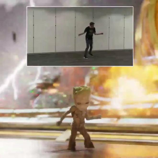 VIDEO: Guardians of the Galaxy Vol. 2 (2017) James Gunn BTS 2