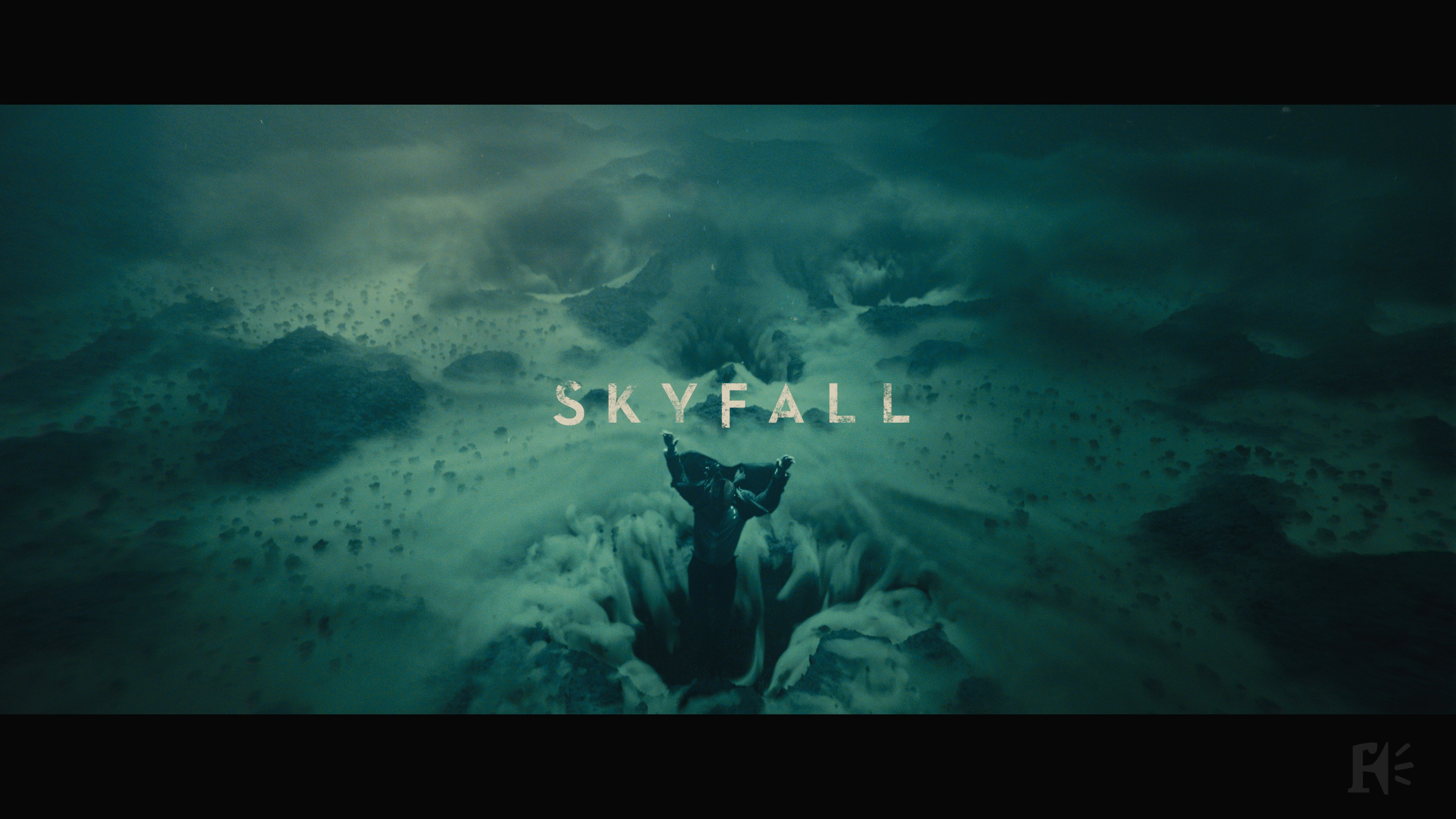 Skyfall (2012) — Art of the Title