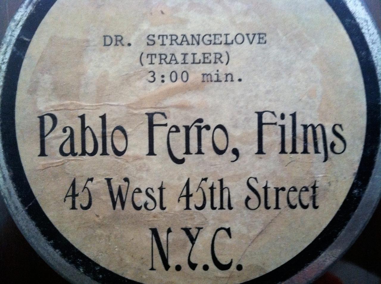 Pablo Ferro: A Career Retrospective, Part 1 — Art of the Title