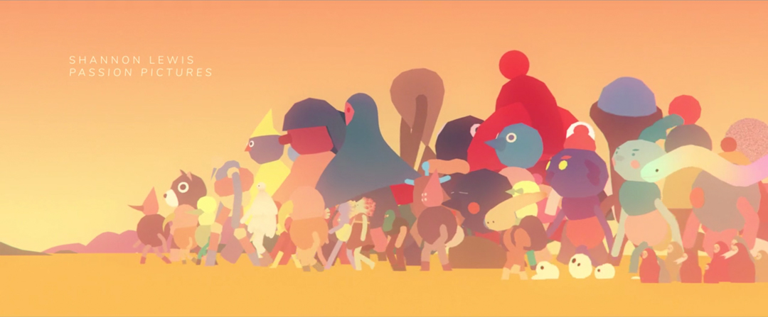 IMAGE: Still - huge group of characters