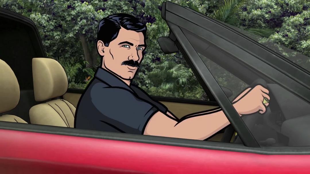 VIDEO: Archer, P.I. (2016) Promo