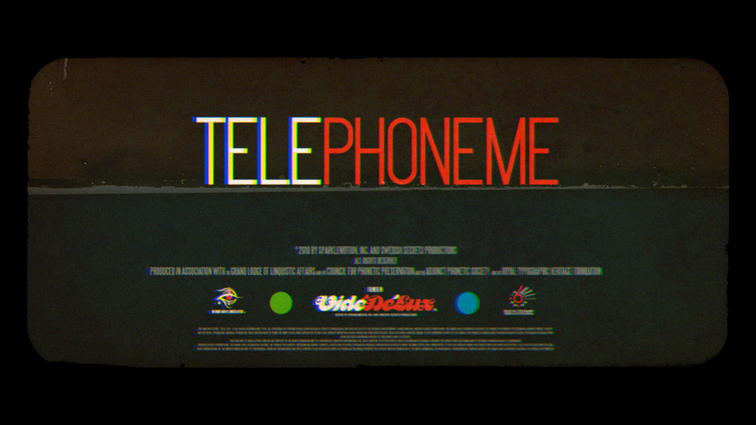 """TELEPHONEME"" short film"