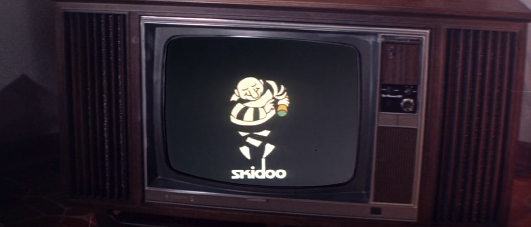 VIDEO: Title Sequence - Skidoo opening titles
