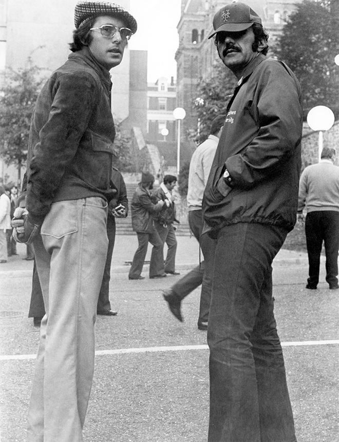 IMAGE: Friedkin and Blatty