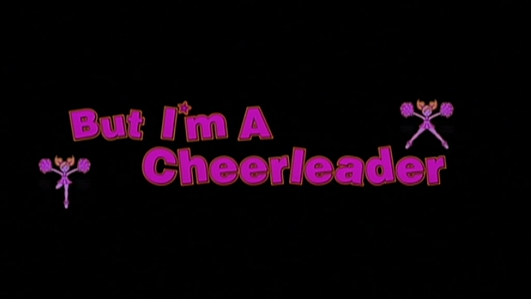 Video: But I'm A Cheerleader title sequence