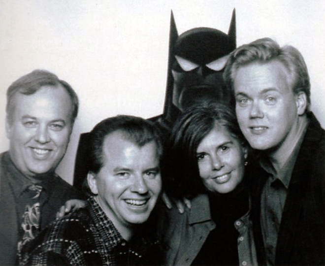 IMAGE: Batman: The Animated Series Team 1992