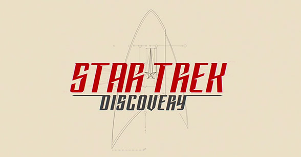 Star Trek: Discovery (2017) — Art of the Title